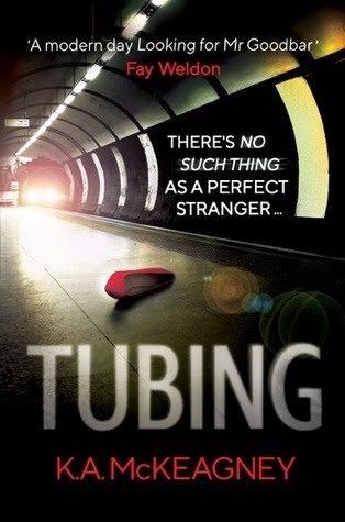 #BookReview of Tubing by K.A McKeagney @kamckeagney @RedDoorBooks #tubing