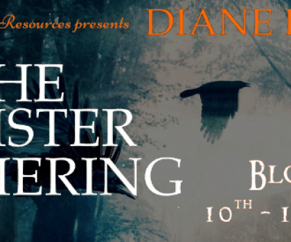 #BookReview of The Sinister Gathering by Diane Ezzard @diane_ezzard @rararesources
