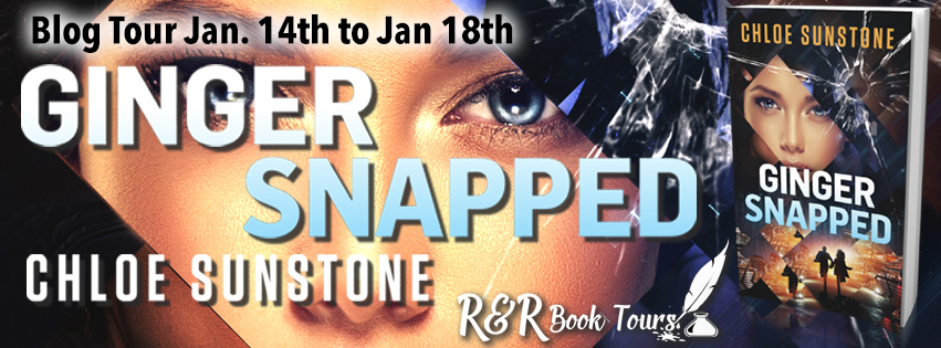 #BookBlitz of Ginger Snapped by Chloe Sunstone @ChloeSunstone @RRBookTours1 @shanannigans81
