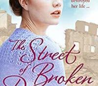 #BookReview of The Street of Broken Dreams by Tania Crosse @taniacrosse @Aria_Fiction #recommend