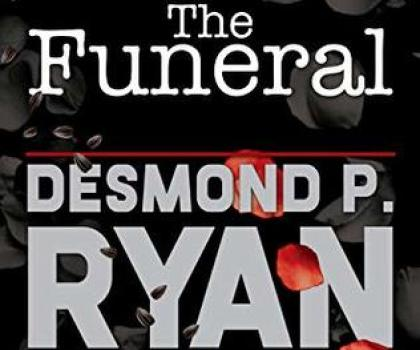 #BookReview of The Funeral by Desmond P. Ryan @RealDesmondRyan #realdetective #realcrime #fiction
