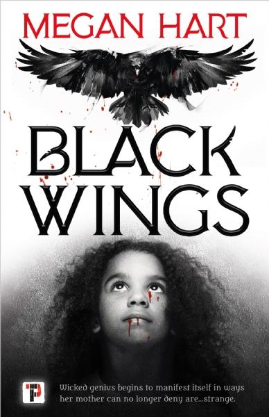 #BookReview of Black Wings by Megan Hart @megan_hart @flametreepress @annecater #RandomThingsTour
