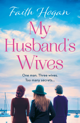 #BookReview of My Husband's Wives by Faith Hogan @gerhogan @Aria_Fiction
