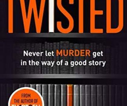 #BookReview of Twisted by Steve Cavanagh @sscav @Tr4cyF3nt0n @orionbooks #thisbookistwisted