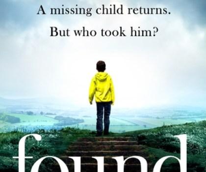 #BookReview of Found by Erin Kinsley @KinsleyErin @headlinepg #book3 @netgalley #20booksforsummer #Found #NetGalley