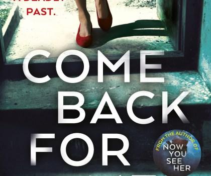 #Excerpt from Come Back For Me by Heidi Perks @HeidiPerksBooks @Rachel90Kennedy @arrowpublishing #comebackforme #teamheidi