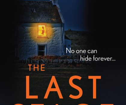 Roll Up! Roll Up It is #Giveaway of The Last Stage by Louise Voss @LouiseVoss1 @annecater @orendabooks #thelaststage #beachreads