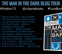 #BookReview of The Man in the Dark by Jonathan Whitelaw @urbanebooks @JDWhitelaw13 #lovebookstour
