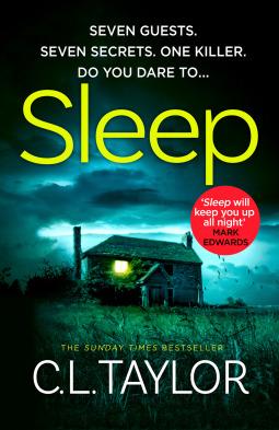 #AudiobookReview of Sleep by C.L Taylor @callytaylor @LitRedCorvette @avonbooksuk