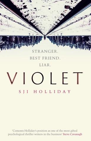 #BookReview of Violet by S.J.I. Holiday @SJIHolliday @Orendabooks #Violet
