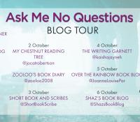 #BookReview of Ask Me No Questions by Louisa de Lange @paperclipgirl #AskMeNoQuestions #DSKateMunro @orionbooks
