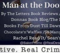 #BookReview of Man at the Door by Desmond P. Ryan @RealDesmondRyan @BakerPromo @bakersNSSblog