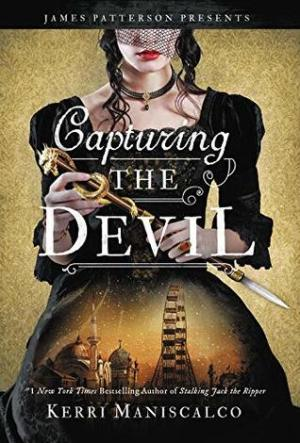 #Review of Capturing the Devil by Kerri Maniscalco @kerrimaniscalco @audibleuk #Audiobookreview #stalkingjacktheripper
