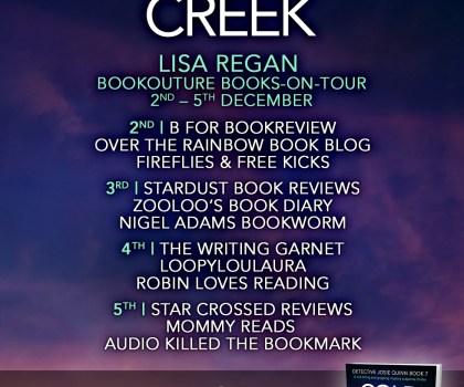 #BookReview of Cold Heart Creek by Lisa Regan @Lisalregan @nholten40 @bookouture #ColdHeartCreek #NetGalley #DetectiveJosieQuinn