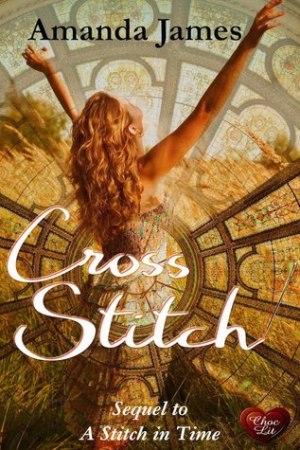 Cross Stitch by Amanda James @amandajames61 #BookReview #Book4 #AuthorTakeOver