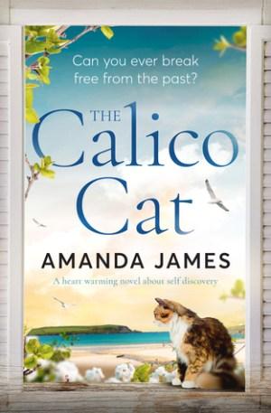 The Calico Cat by Amanda James @amandajames61 @bombshellpub  @bloodhoundbook #BookReview #Book8 #AuthorTakeOver