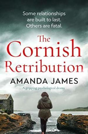 The Cornish Retribution by Amanda James @Amandajames61 @Bloodhoundbook #BookReview #Book10 #AuthorTakeOver