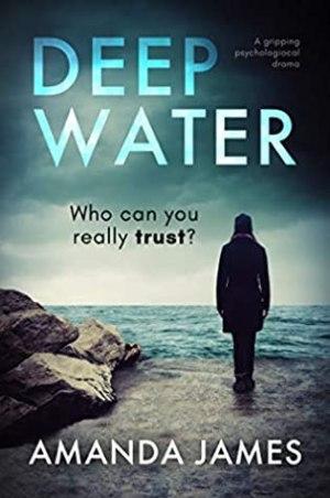 Deep Water by Amanda James @Amandajames61 @Bloodhoundbook #BookReview #Book9 #AuthorTakeOver