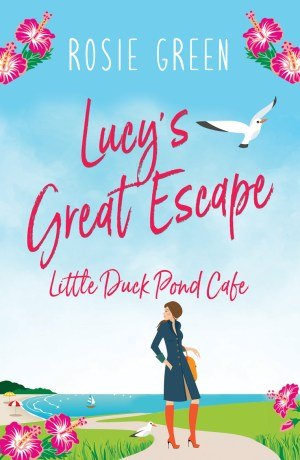 Lucy's Great Escape by Rosie Green @rosie_green1988 @rararesources #BookReview #BlogTour