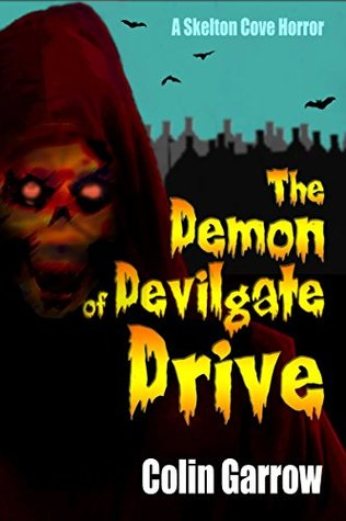 The Demon of Devilgate Drive by Colin Garrow @ColinGarrow #BookReview