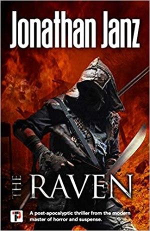 The Raven by Jonathan Janz @JonathanJanz @RandomTTours @FlameTreePress #BookReview #Fangirl #TheRaven #Book619 #NetGalleyCountdown