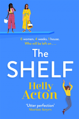 The Shelf by Helly Acton @hellyacton @zaffrebooks #BookReview #TheShelf