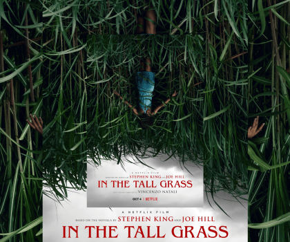 In the Tall Grass #MovieReview #StephenKing #JoeHill #VincenzoNatali #InTheTallGrass