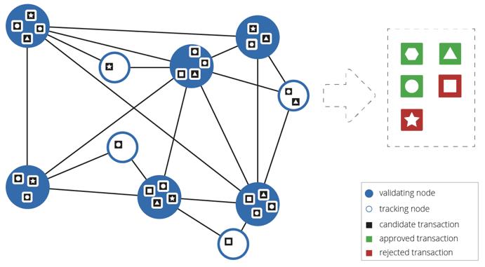 XRP Ledgerネットワーク