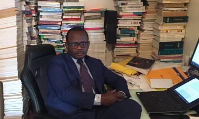 RDC : « Il nous faut une stratégie audacieuse pour l'augmentation du fonds de transition écologique », dixit A. Tcheta-Bampa 1