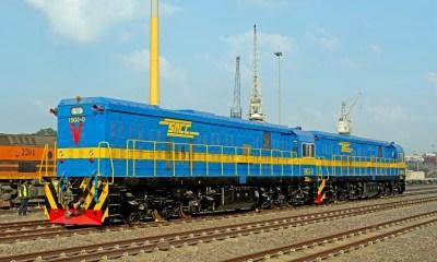 RDC : Encore deux locomotives neuves pour la SNCC 90