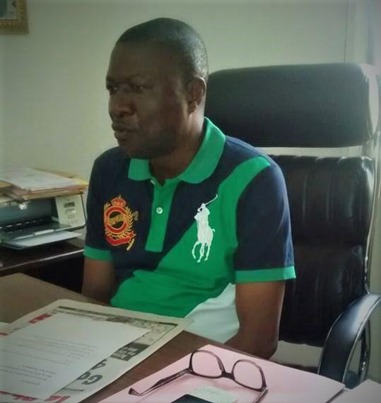 Le 1er Vice-Président de la FEC/Kongo Central.