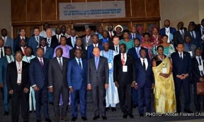RDC : Minaku présente à l'APF l'évolution positive de la situation politique 12
