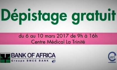 FLASH – Un dépistage gratuit des cancers du sein et du col de l'utérus offert à Kinshasa ! 11