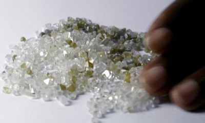 RDC : L'exploitation artisanale de diamant suspendue dans les mines de Katanda 1