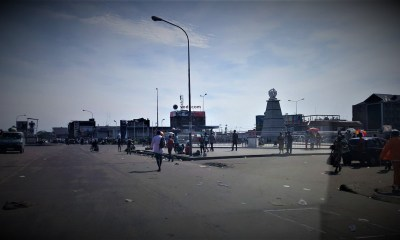 RDC : Une journée ville-morte, deux messages transmis 9