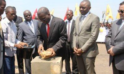 RDC : Construction du MIK évaluée à 100 millions de dollars 96