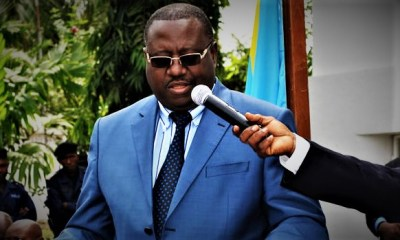 Richard Muyej aux miniers : «La loi sur la sous-traitance doit être respectée»