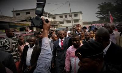 """Pierre Kangudia : """"L'ambition du peuple congolais c'est d'aller vers les élections"""""""