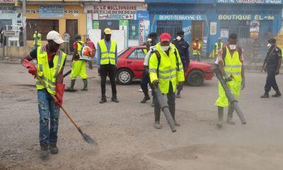 RDC : 4 services de l'état chargés de financer la salubrité publique