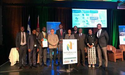 RDC : Les opportunités d'affaires présentées lors du Forum Naturallia au Canada ! 8