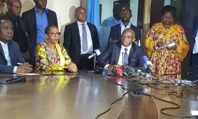 RDC : La position de Pierre Kangudia en 5 points !