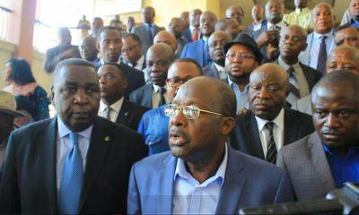 RDC : Une Motion de censure en gestation contre Bruno Tshibala