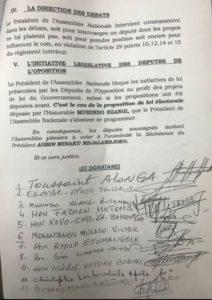 RDC: Aubin Minaku est-il complice de la mauvaise gestion des finances publiques? 6
