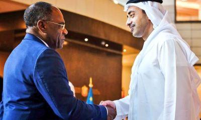 RDC : Ce que prévoit l'Accord signé entre Kinshasa et Abu Dhabi !