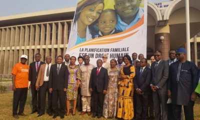 RDC : l'Exécutif s'engage à libérer 2,5 millions USD par an pour l'achat des contraceptifs 7