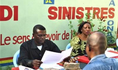 RDC : la SONAS indemnise 788 sinistres en juillet 2018 13