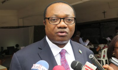RDC: le virement bancaire de 100000 USD décale la réception du dossier de Noel Tshiani! 14