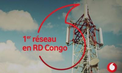 RDC: Vodacom connecte Busanga et Kakula à son réseau 3G 11