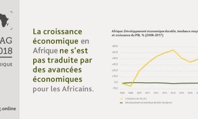 Afrique : les signaux d'alerte de l'Indice Ibrahim de la gouvernance 2018 1