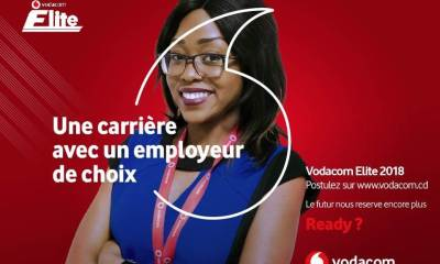 RDC : Vodacom Elite, une opportunité pour les jeunes diplômés ! 12